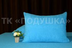 Купить голубые махровые наволочки на молнии в Волгограде