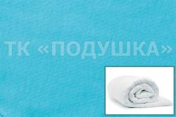 Купить голубой трикотажный пододеяльник в Волгограде
