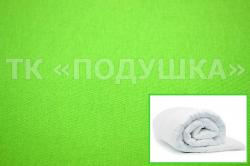 Купить салатовый трикотажный пододеяльник в Волгограде