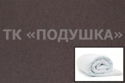Купить коричневый трикотажный пододеяльник в Волгограде